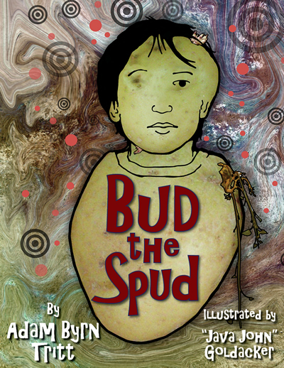 "Cover of ""Bud the Spud"""