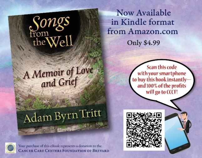 Scan the QR to buy the book! 100% of the profits go to charity.